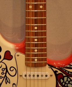 Fender Jimi Hendrix Monterey Strat