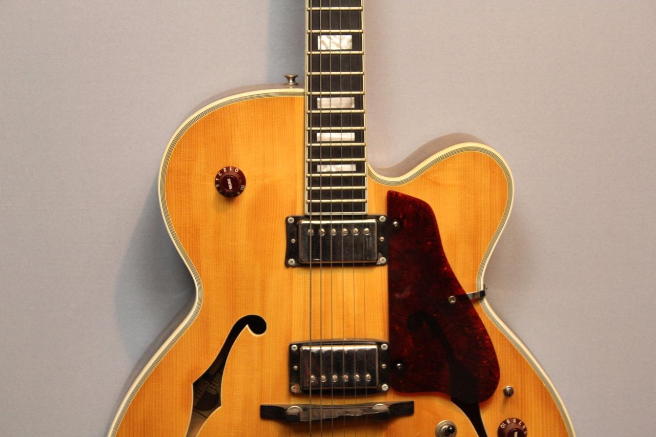 hoyer jazzgitarre gebraucht american guitar shop gitarren in berlin. Black Bedroom Furniture Sets. Home Design Ideas
