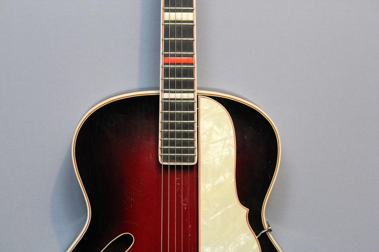 supra jazzgitarre american guitar shop gitarren in berlin. Black Bedroom Furniture Sets. Home Design Ideas