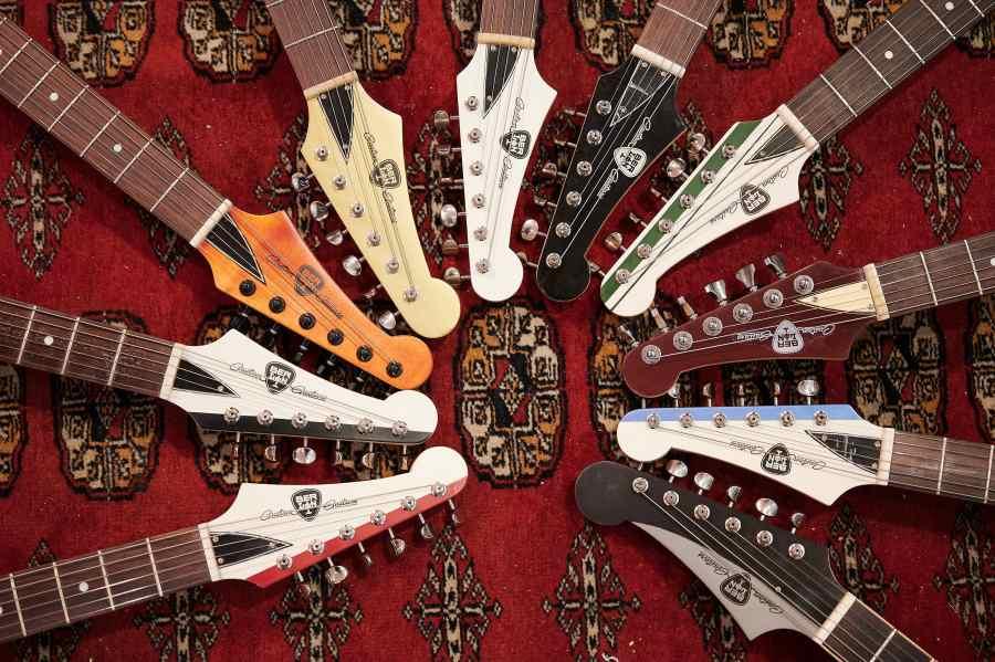 Handmade Guitars Berlin